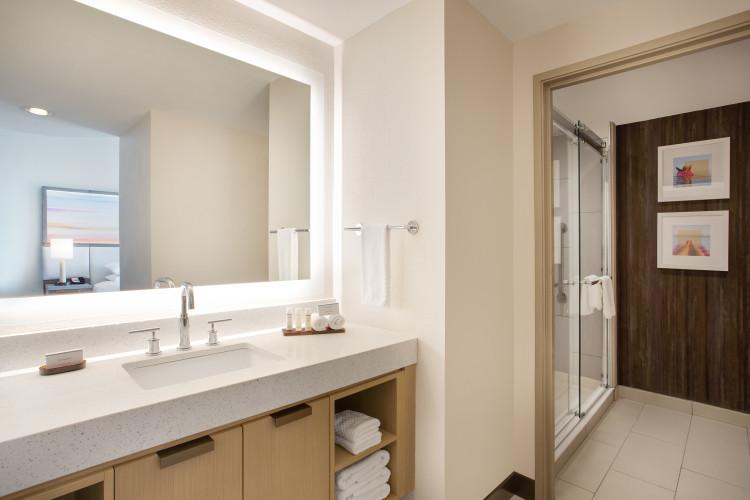 Ambassador Suite - Bath