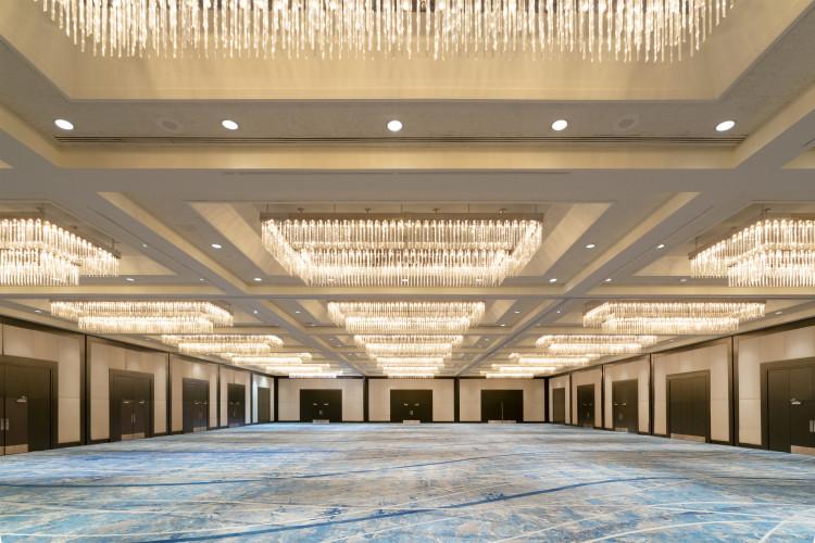 Newly Renovated, Bayshore Ballroom