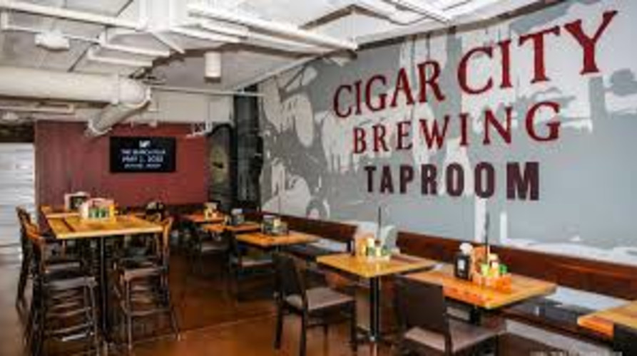 AMALIE Arena - Cigar City Brewing Taproom Downtown