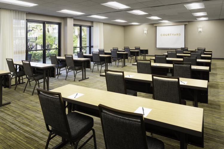Palm & Citrus Meeting Rooms