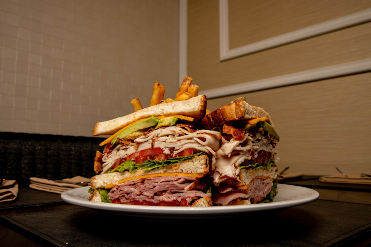 Rise Kitchen & Deli Cali Club Sandwich
