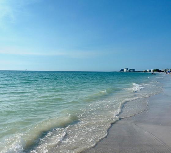 Florida Beach: Clearwater Beach
