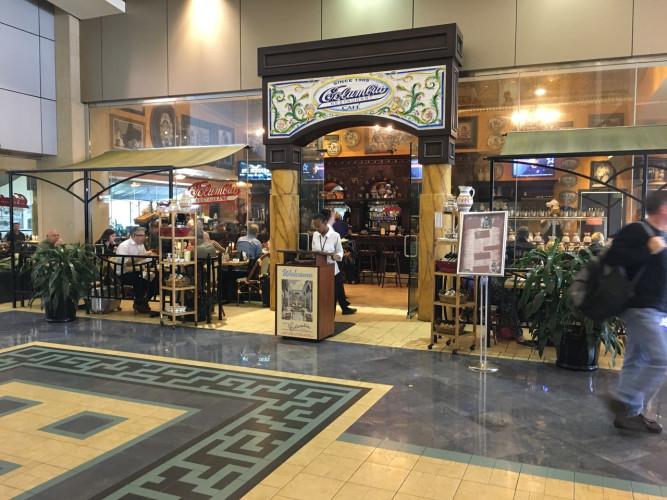 Columbia Restaurant Airport Airside E