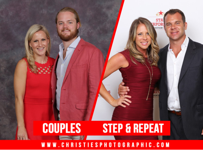Couples & Step and Repeat