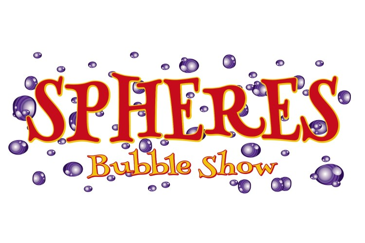 Spheres Bubble Show