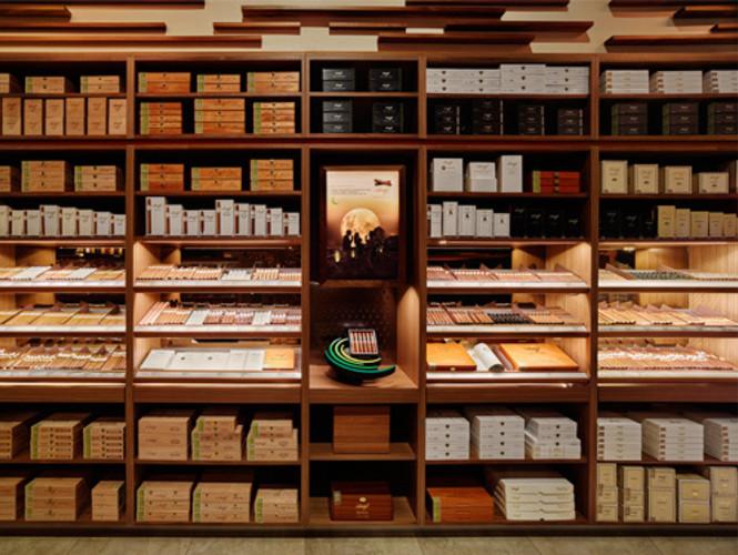 cigar wall