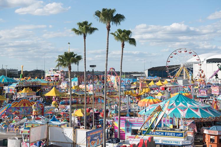 Daytime Florida State Fair