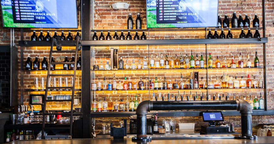 Downstairs Liquor Bar