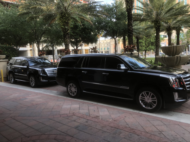 Luxury SUVs
