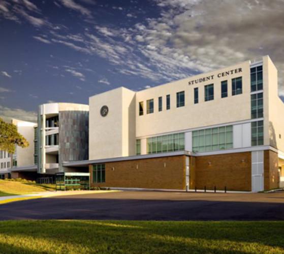 USF Marshall Student Center on