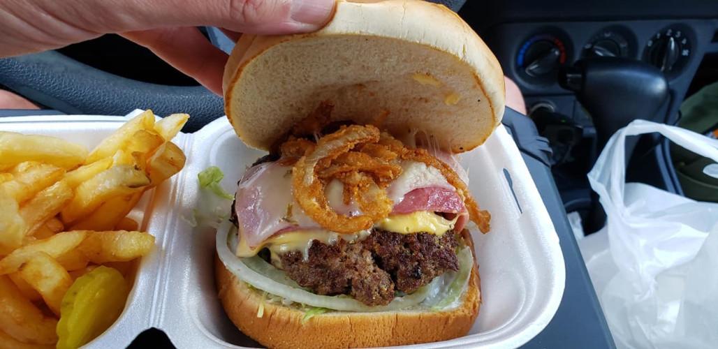 Thee Burger Spot