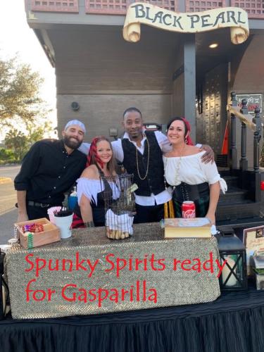 Spunky Spirits
