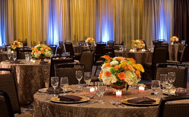 Sheraton Tampa East Hotel  (Ballroom)