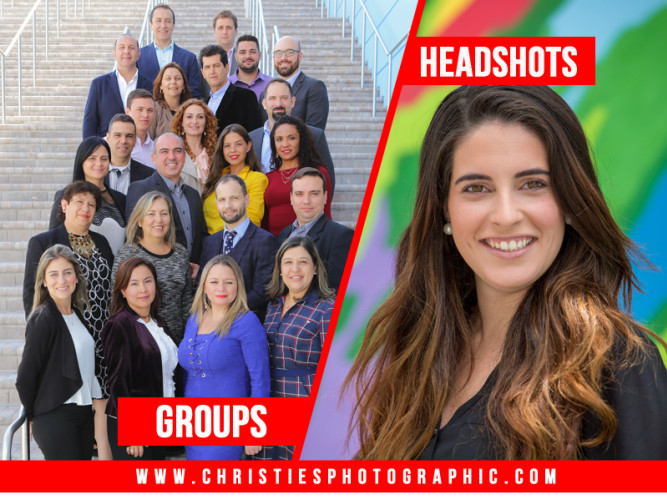 Groups & Headshots