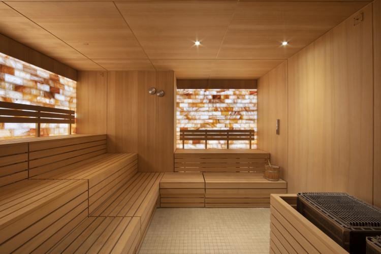Sauna | Rock Spa & Salon