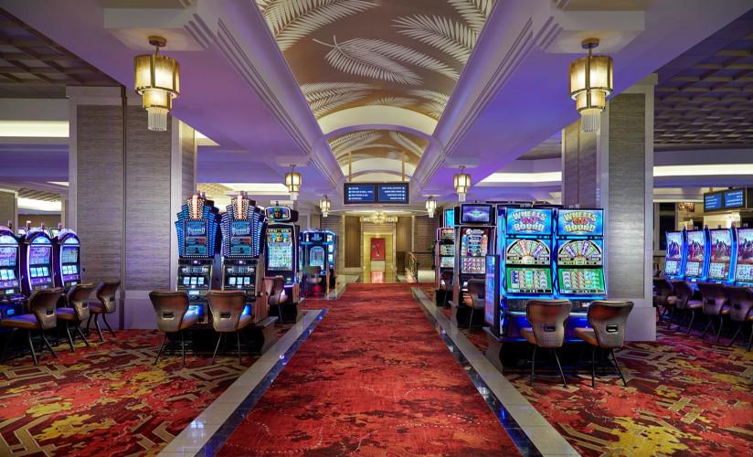 Casino Expansion Area