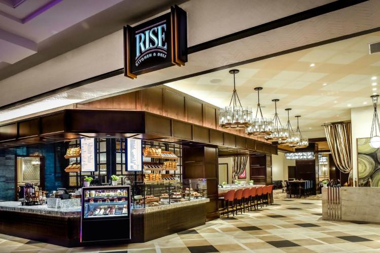 Rise Kitchen & Deli Entrance