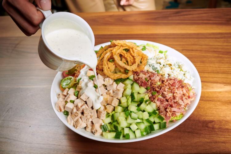 Rise Kitchen & Deli, Classic Cobb Salad