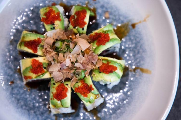 Rock 'N Raw, Sushi