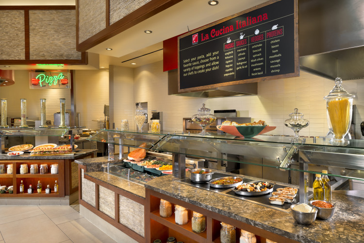 Fresh Harvest Buffet: Cucina Italiana