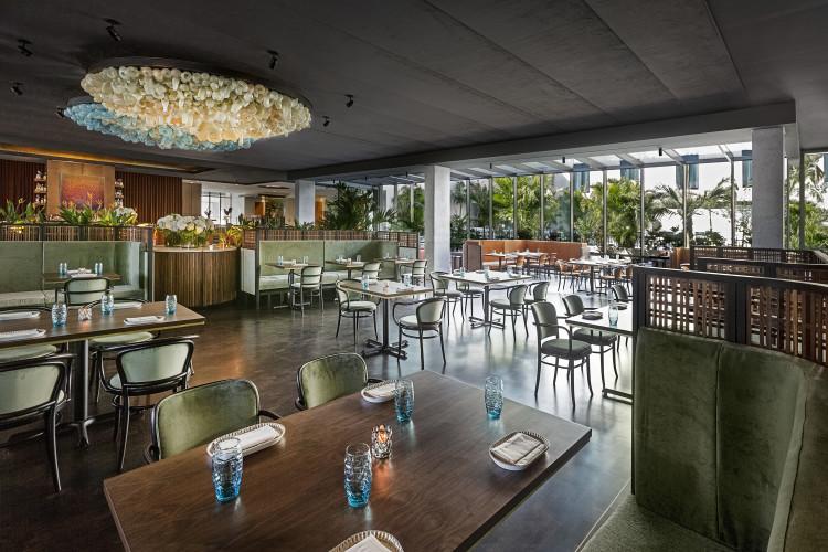 Flor Fina Dining Room