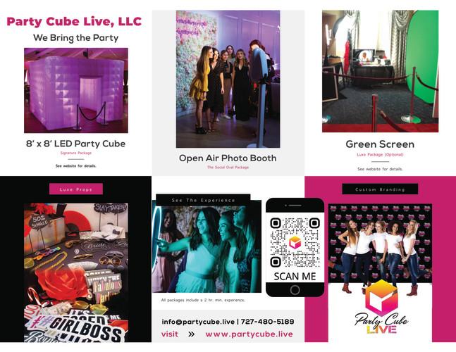 Party Cube Live, LLC