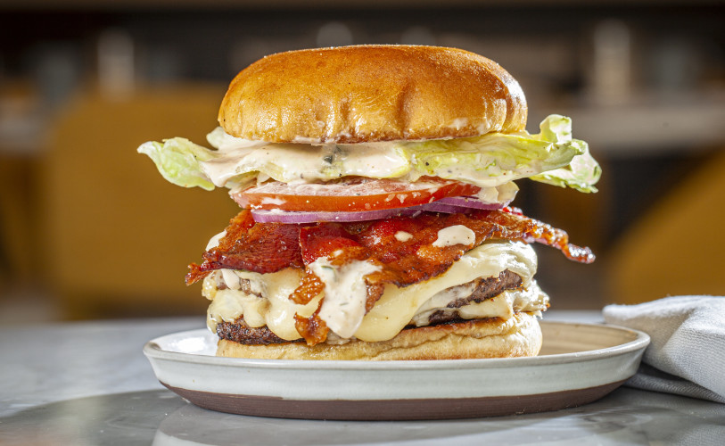 SMASHmouth Burger