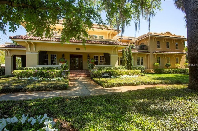 Historic South Tampa Home