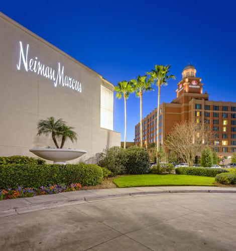 Neiman Marcus and Renaissance Hotel