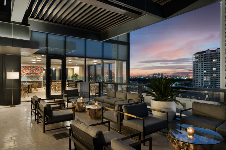 SiX Outdoor Terrace