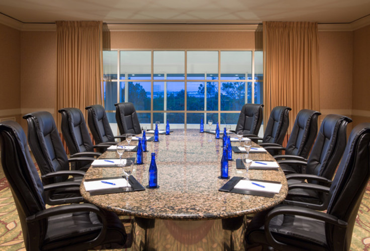 Meeting Room with a View