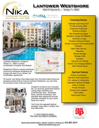 Nika Corporate Housing