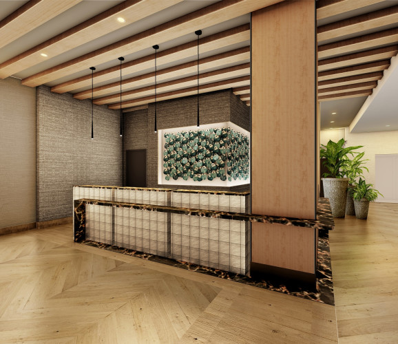 Welcome to the newly renovated Embassy Suites Tampa Downtown