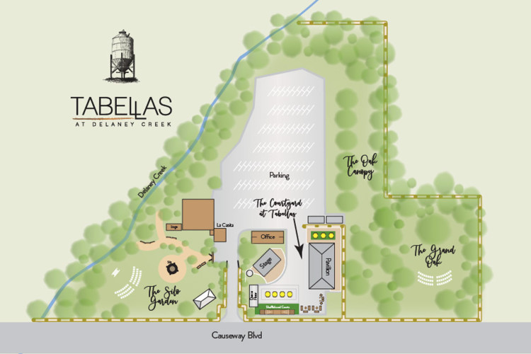 Tabella's At Delaney Creek