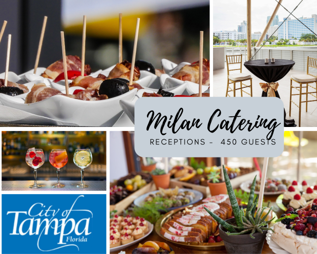 Milan Catering and Event Design