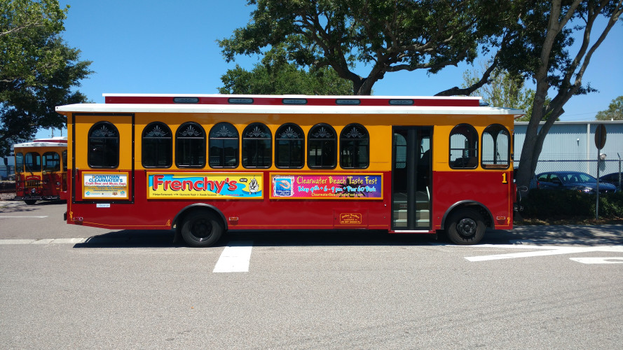 Clearwater Jolley Trolley