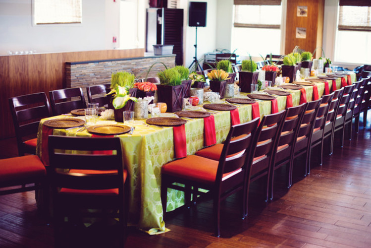 Event in the Private Dining Room