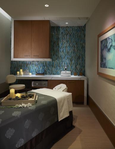 Treatment Room | Rock Spa & Salon
