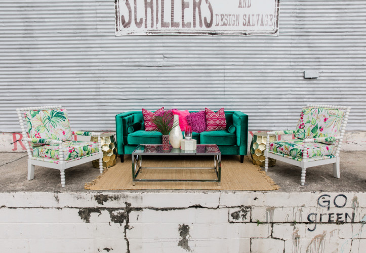 Envied Furniture & Found Objects