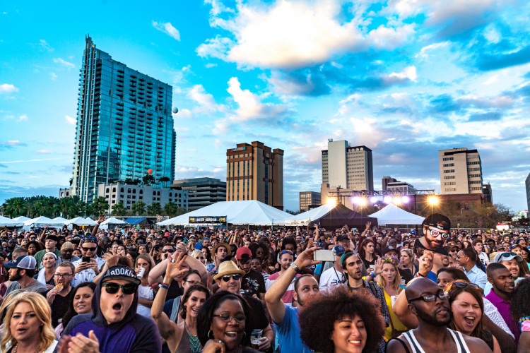 GMF 2016 Crowd