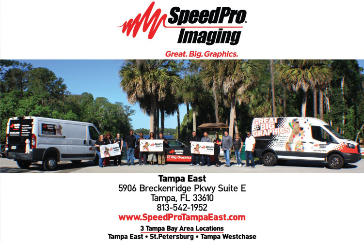 Serving the Tampa Bay Area for #greatbiggraphics