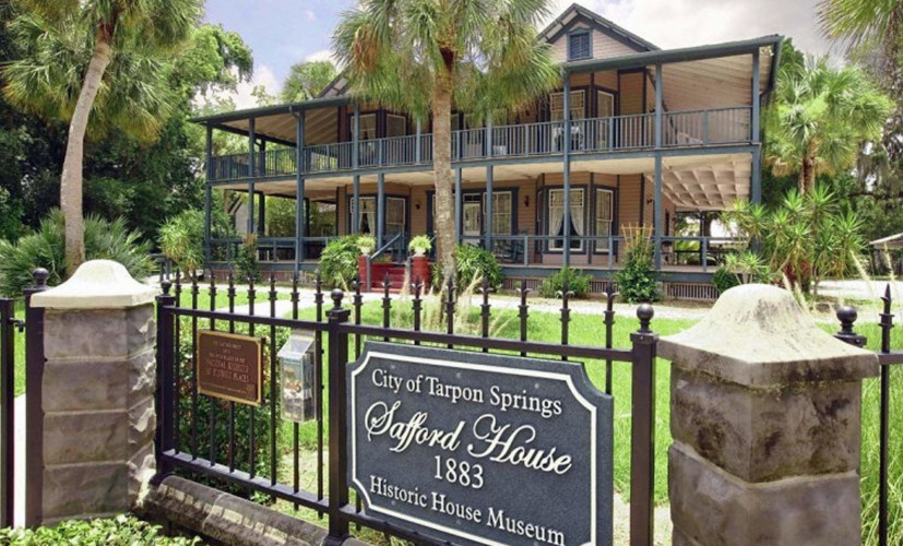 1883 Safford House Museum