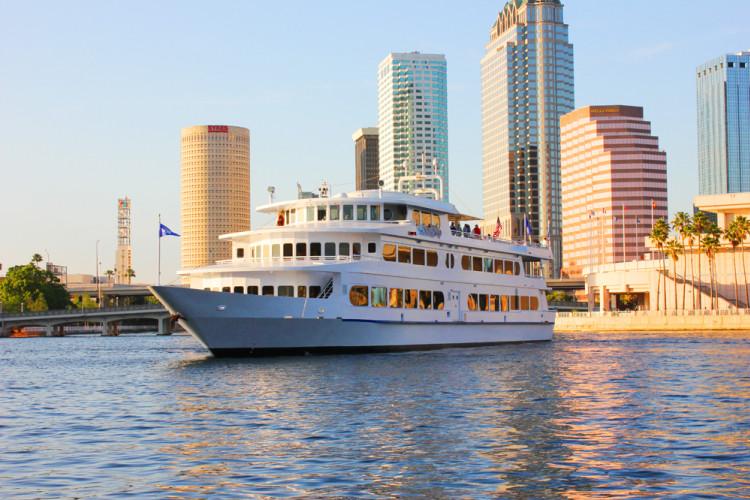 Yacht StarShip Dining & Events Cruise
