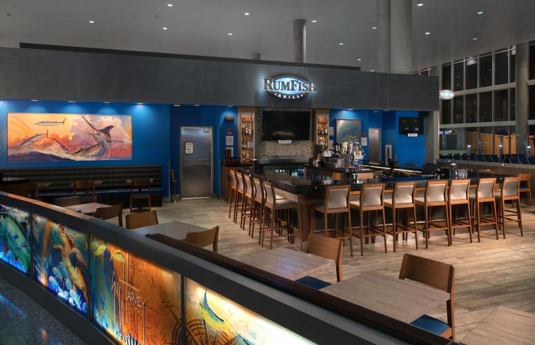 RumFish Grill Tampa Airport Airside C