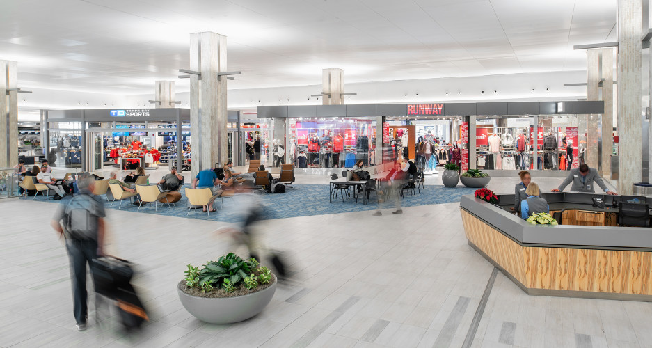 Tampa International Airport Shopping