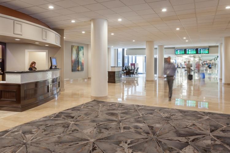 Lobby & Airport Terminal