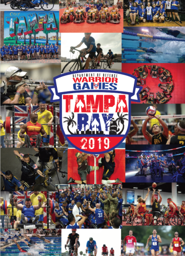 Selected Printer to the 2019 Tampa Warrior Games