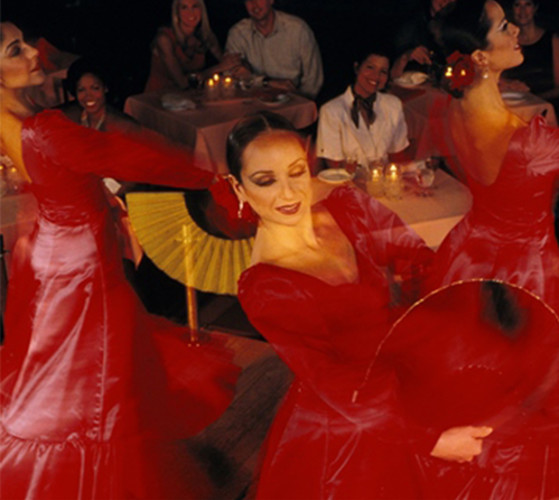 Image result for the columbia restaurant flamenco show