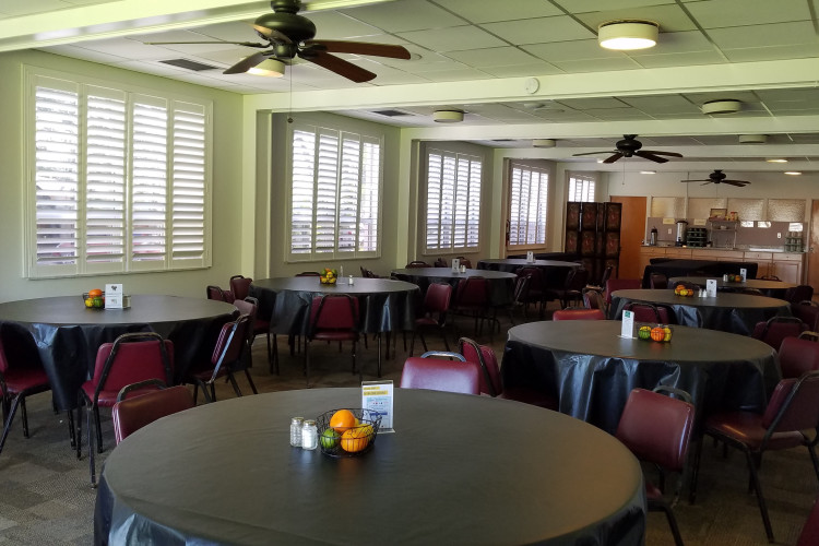 Franciscan Center Dining Hall