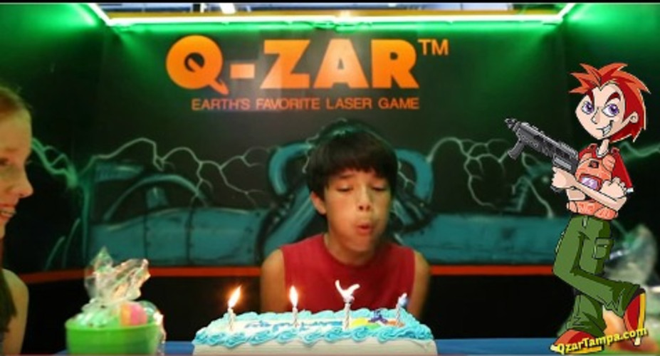 Have your birthday at the Q